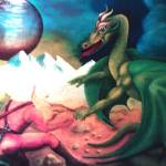 """""""Playing with Dragon"""" by Dorli"""
