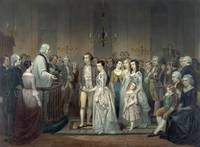 The Wedding of George Washington