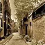 """Acorn Street"" by MichelleCallahan"