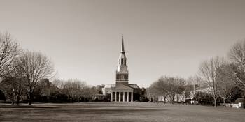 Wake Forest University, The Quad
