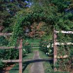 """Entrance to Reynolda Gardens"" by fineartphoto"