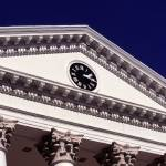 """Top of The Rotunda, University of Virginia, UVA"" by fineartphoto"