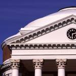 """The Rotunda Dome, University of Virginia"" by fineartphoto"