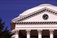 The Rotunda Dome, University of Virginia