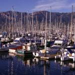 """Santa Barbara Harbor"" by fineartphoto"