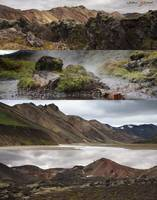 Beautiful Landmannalaugar