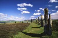 Ring of Brodgar, Orkney Islands, Scotland