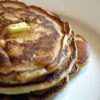 Balsamic Vinegar Pancakes