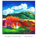 """Late Afternoon Rio Grande Valley"" by wasankari"