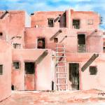 """Taos Pueblo New Mexico"" by awagner"