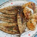 """Seafood from Adriatic"" by Croatia"