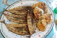 Seafood from Adriatic