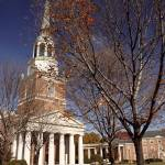 """Wake Forest University"" by fineartphoto"