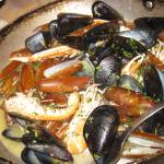 """""""Seafood from Adriatic"""" by Croatia"""