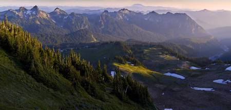Tatoosh panorama
