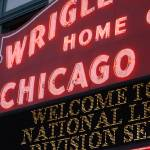 """""""Chicago Cubs Los Angeles Dodgers NLDS Game 2 Wrigl"""" by nicelysighted"""