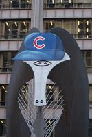 Chicago Cubs baseball Downtown Rally Daley Plaza 2