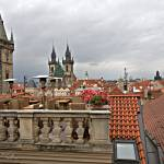 """View From The Top, Prague"" by madeline"
