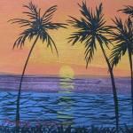 """sunset"" by globalart"