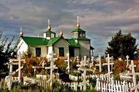 Russian Orthodox Church - Ninilchik, Alaska