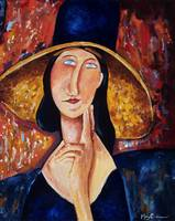 Modigliani Tribute