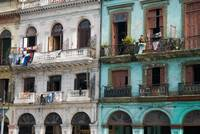 Boy on Havana Balcony