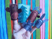 finger puppets- forest set improved