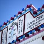 """Funnel Cakes sign"" by dliban"