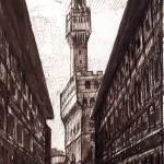 """""""Piazza de Vecchio"""" by RJFlynn"""