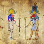 """Egyptian gods"" by lamich"