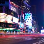 """Times Square at Night"" by fineartphoto"