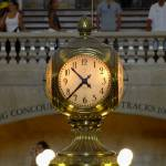 """Grand Central Station Clock"" by clarka"