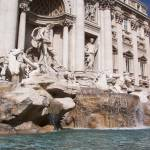 """Trevi Fountain Rome"" by clarka"