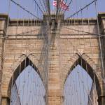 """Brooklyn Bridge Arches"" by fineartphoto"