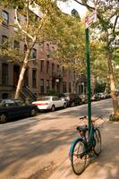 Greenwich Village Street, New York City