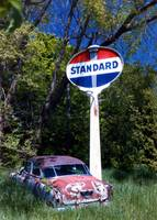 Standard Station in Door County, Wi