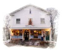 Brewster Store at Christmas