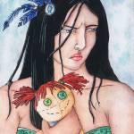 """""""victorian ragdoll"""" by FaerieMajikk"""