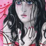 """""""gothic pink"""" by FaerieMajikk"""