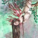 """""""birthofafaery"""" by FaerieMajikk"""