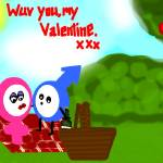 """valentine"" by Dave1205"