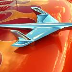 """Its a Bird Its a Plane only a Hood Ornament"" by cinsings"