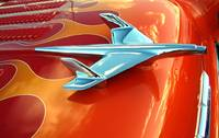 Its a Bird Its a Plane only a Hood Ornament