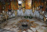 Church of the Nativity - Bethlehem, Israel
