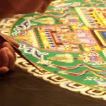 """Sand Mandala - Day 3 - Buffalo, NY"" by jme"