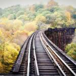 """Railroad Tressel"" by michellemorrisphotography"