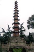Thousand Buddha Peace Pagoda - Chengdu, China