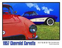 1957 Chevrolet Corvettes