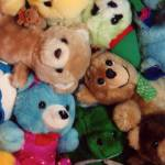 """Teddy Bear Pile Up"" by KNDChicago"