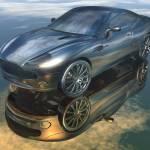 """""""Aston Martin - V12 Vanquish"""" by Mayhem_Inc"""